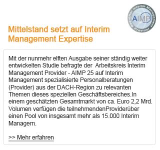 Interim Management Expertise AIMP